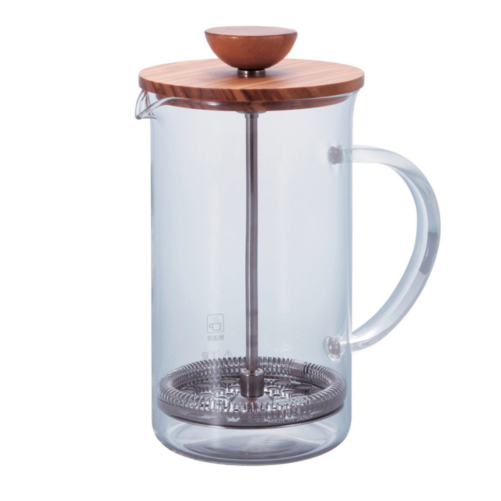Hario French Press Hout 600Ml