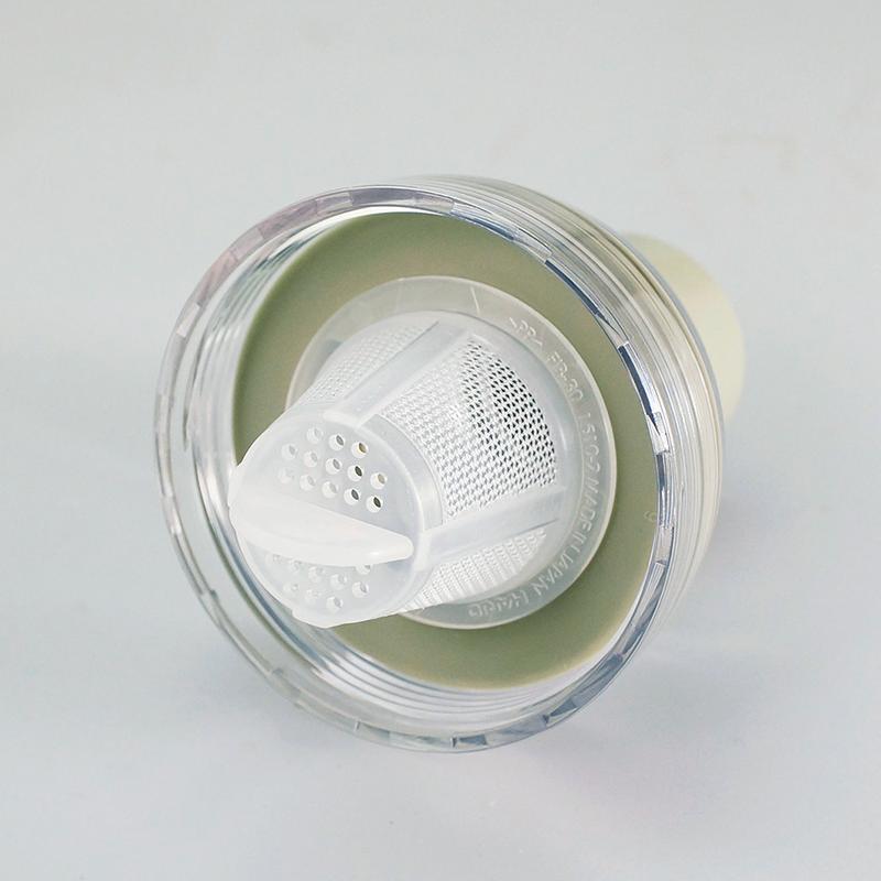 Hario Filter In Bottle Portable Olijfgroen FIBP-40