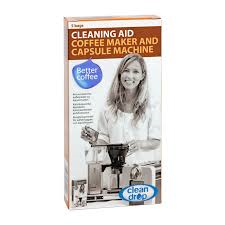 Moccamaster Cleaning Aid voor Ontkalking