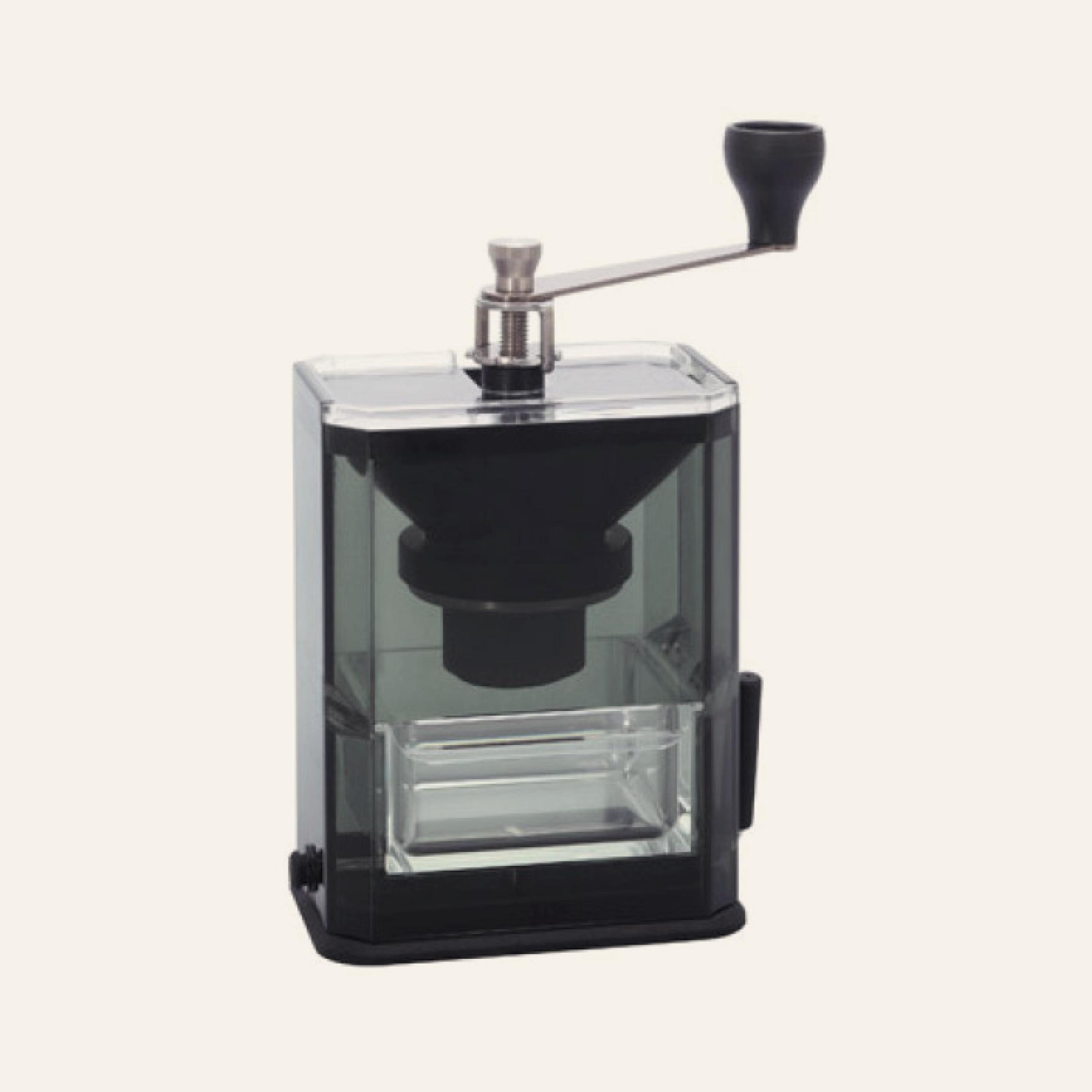 Hario Acrylic Koffiemolen