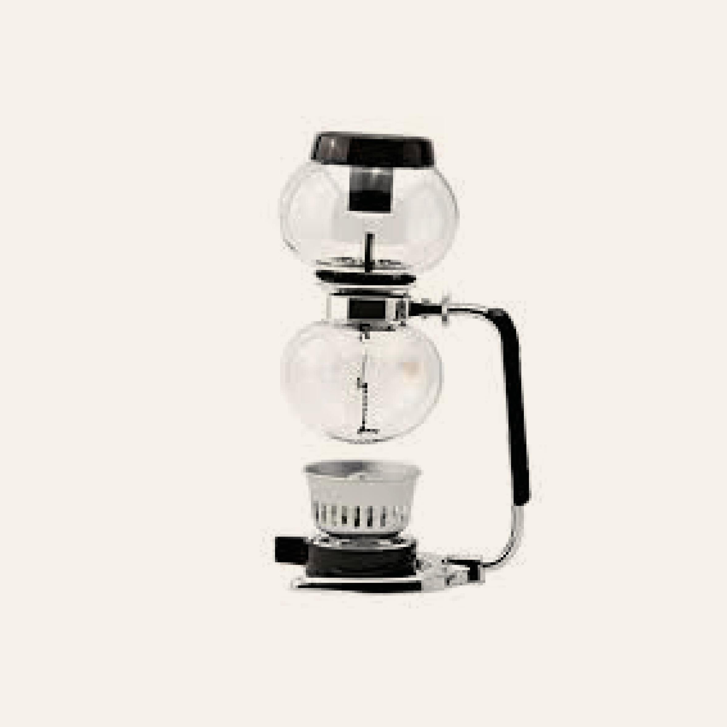 Hario Coffee Syphon 3 Cup MCA-3