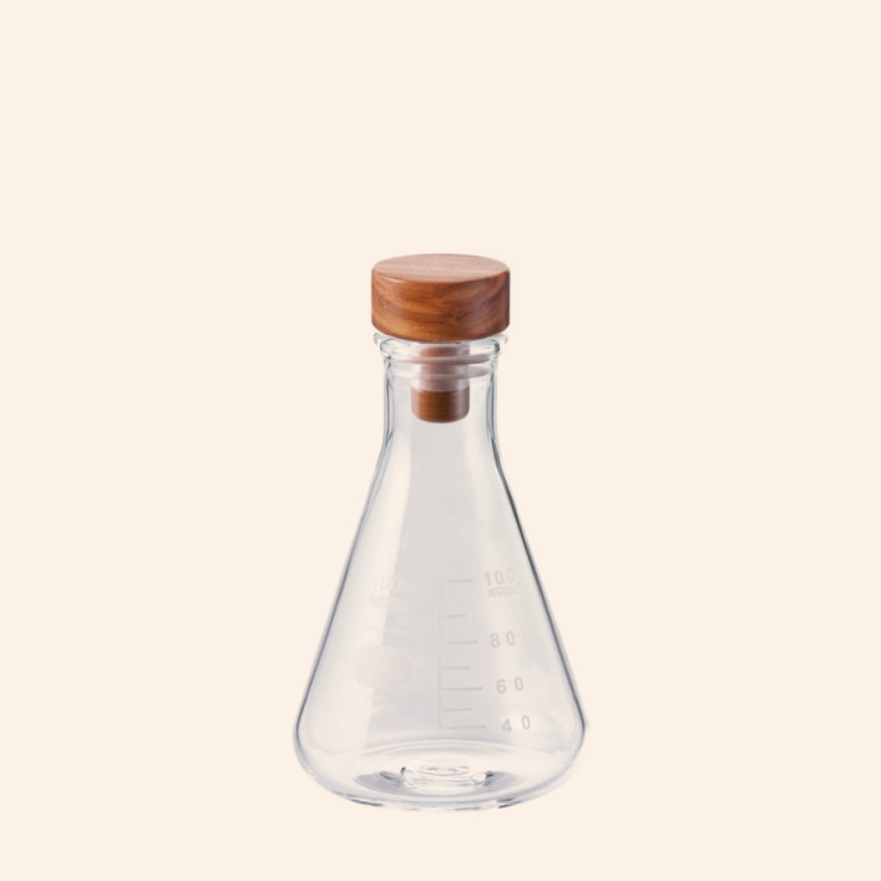 Hario Erlenmeyer Fles -Small