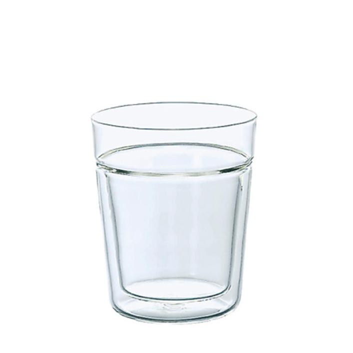 Hario Twin Rock Glass