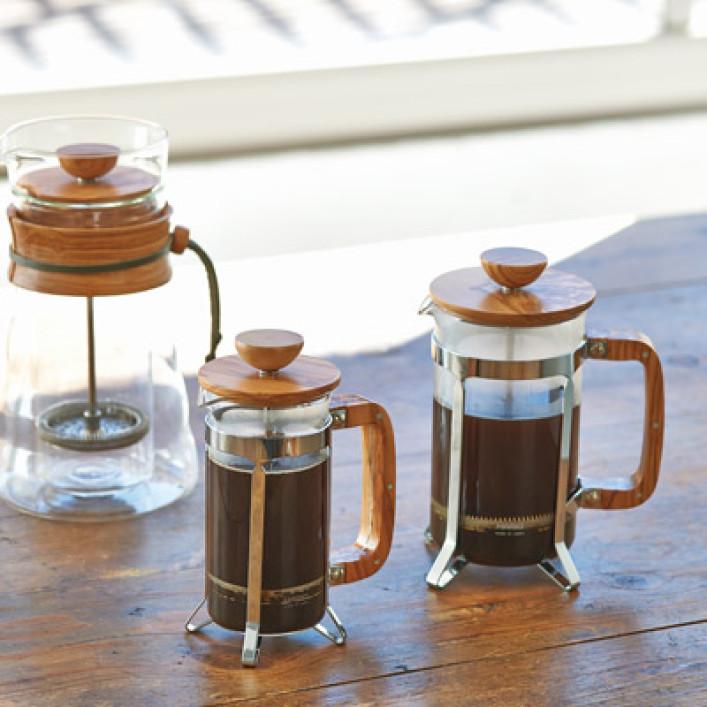 Hario Cafe Press Wood