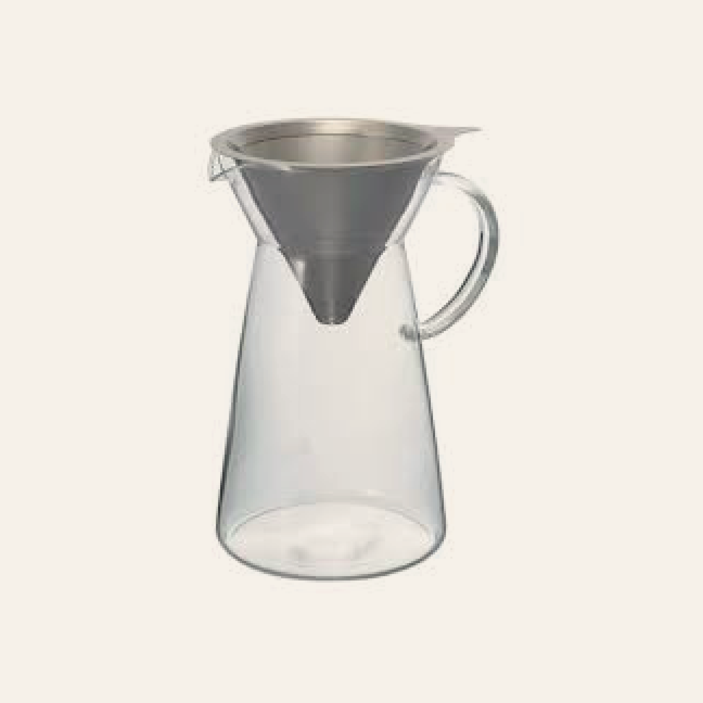 Hario Paperless Dripper with Decanter 700ml MDD-02SV
