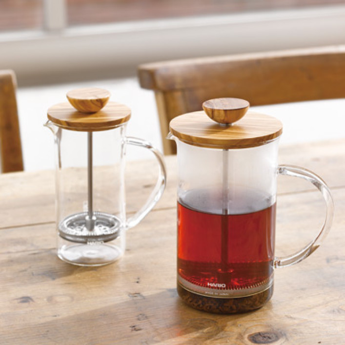 Hario French Press Hout 300Ml