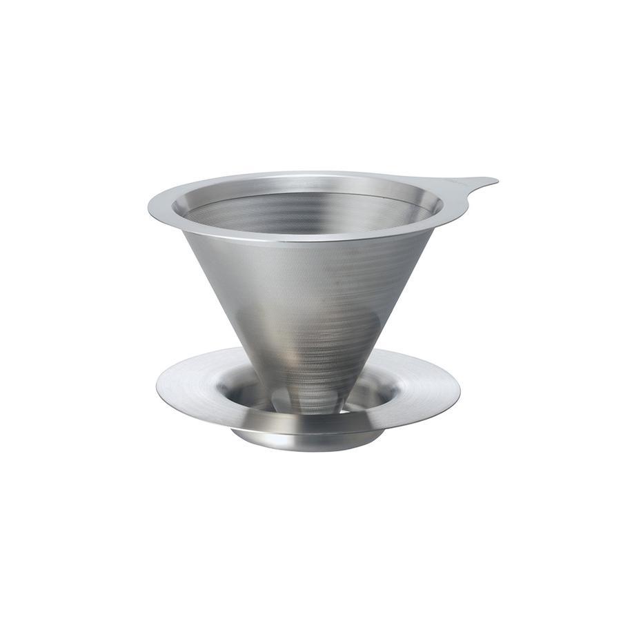 Hario Double Mesch Metal Dripper 02 DMD-02-HSV