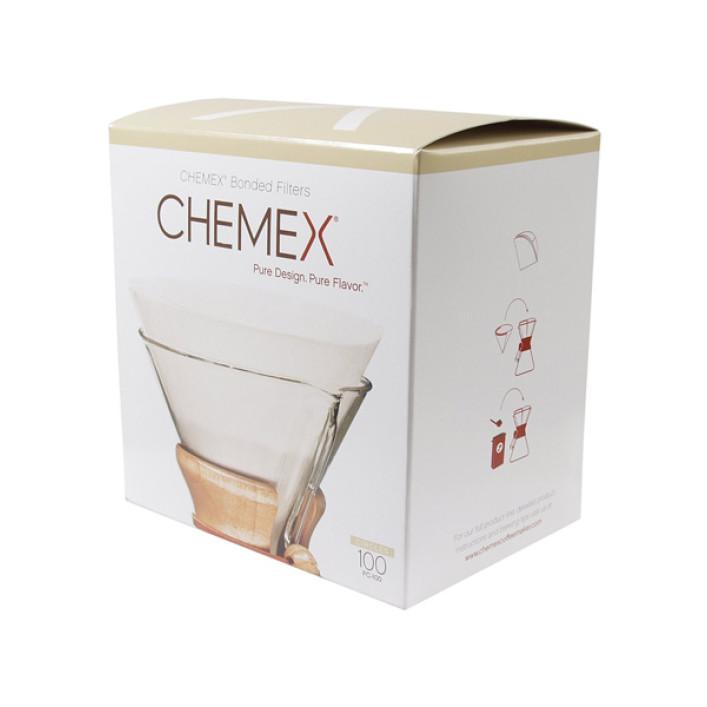 Chemex Filter Circles (Voorgevouwen)
